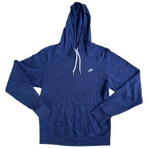 Nike Women's Gym Vintage Blue Hoodie Size Small